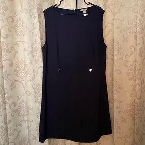Classic blue dress - plus size 🤩